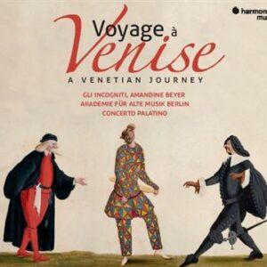Musique vénitienne du XVIe au XVIIIe siècle