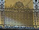 Photo de fer forgé à la Pietà à Venise