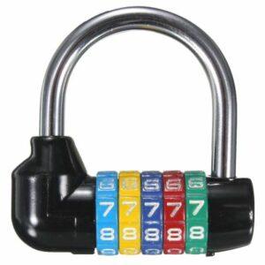 cadenas valise à 5 chiffres