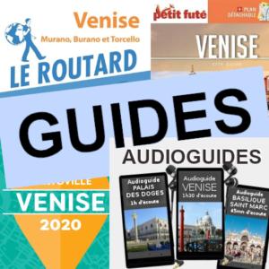Guides et audioguides sur Venise