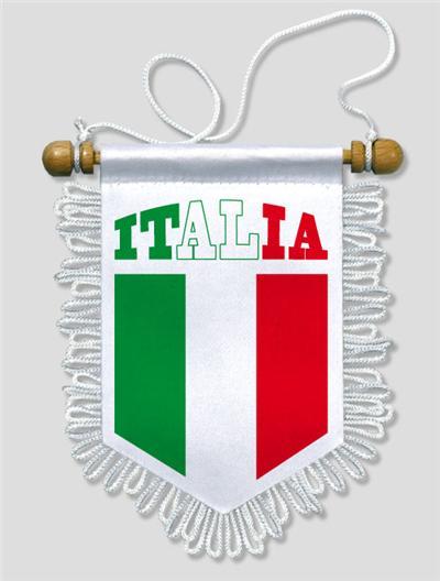 Fanion Italie pour voiture