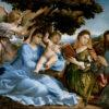 chef-d'oeuvre pour Venise au musée de l'Accademia de Venise