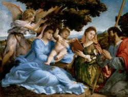 chef-d' oeuvre pour Venise à l' Accademia de Venise