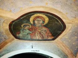 crypte de la basilique Saint Marc à Venise