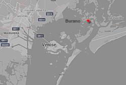 Location AirBnB Venise Burano
