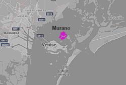 Location AirBnB Venise Murano