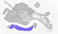 Locations AirBnB Venise île de Giudecca