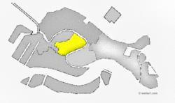Locations AirBnB à Venise, quartier San Polo