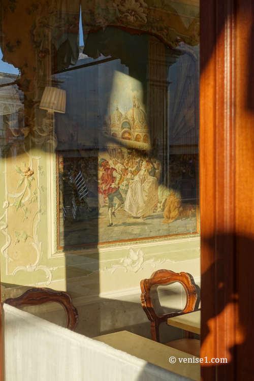 caffè Florian à Venise
