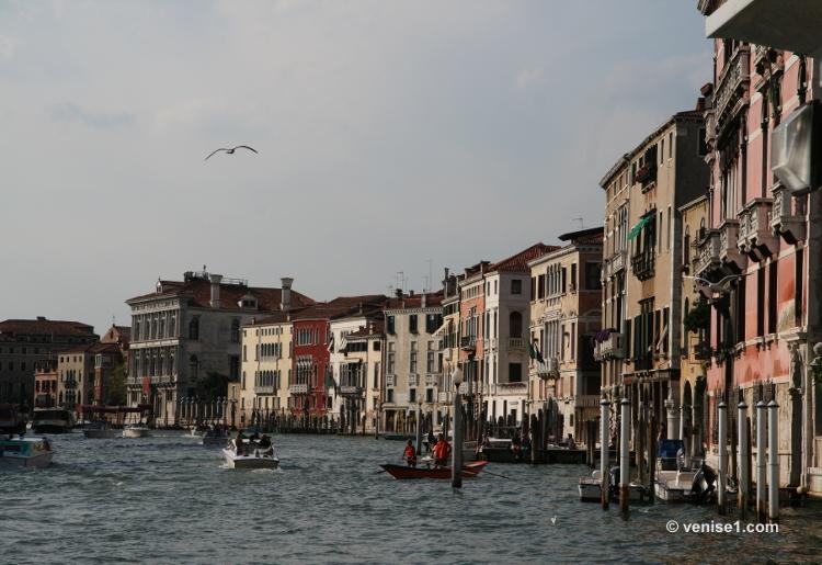 tourisme de masse et tourisme à Venise
