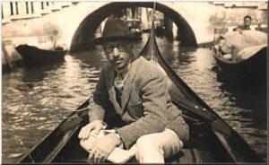 Stravinsky et Venise