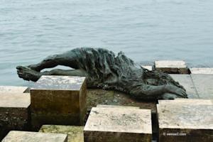 Monument a la partisane de Venise