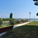 jardin de sant'Elena à Venise