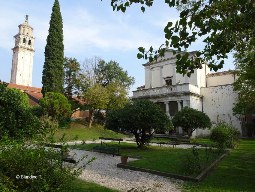 jardin de la Ca' Zenobio