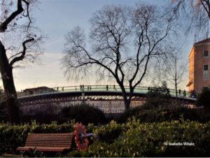 jardins Papadopoli à Venise