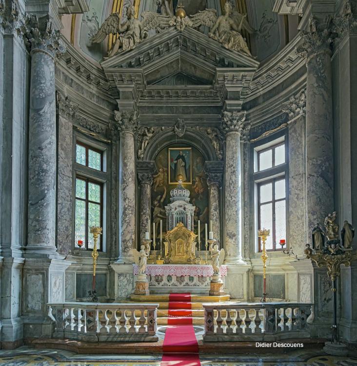 Andrea Tirali architecte vénitien