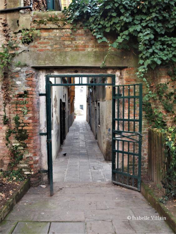 Jardin Savorgnan à Venise