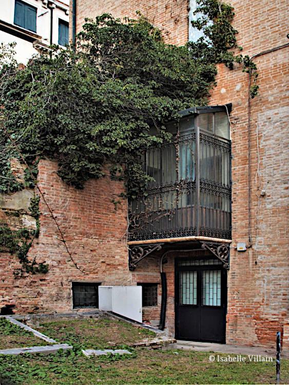 Jardins Savorgnan à Venise