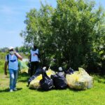 LAZZARETTO NUOVO : nettoyage le Mardi 8 Juin 2021