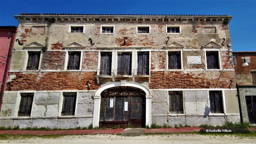 Palazzo Boldu à Lio Piccolo