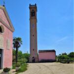 Lagune vers Lio Piccolo à Venise
