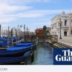 contre le tourisme de masse à Venise