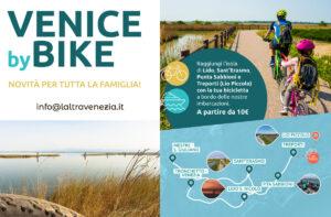 Barca & Bici visite de la lagune vénitienne en barque et bicyclette