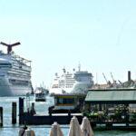 Plus de navires de croisières devant Saint Marc