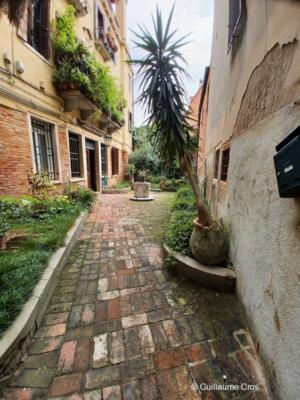 jardins privés de Venise