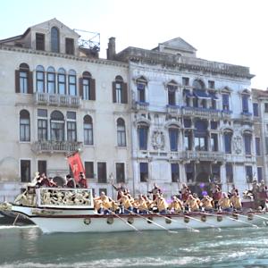regata storica 2021 à Venise régate historique de Venise 2021